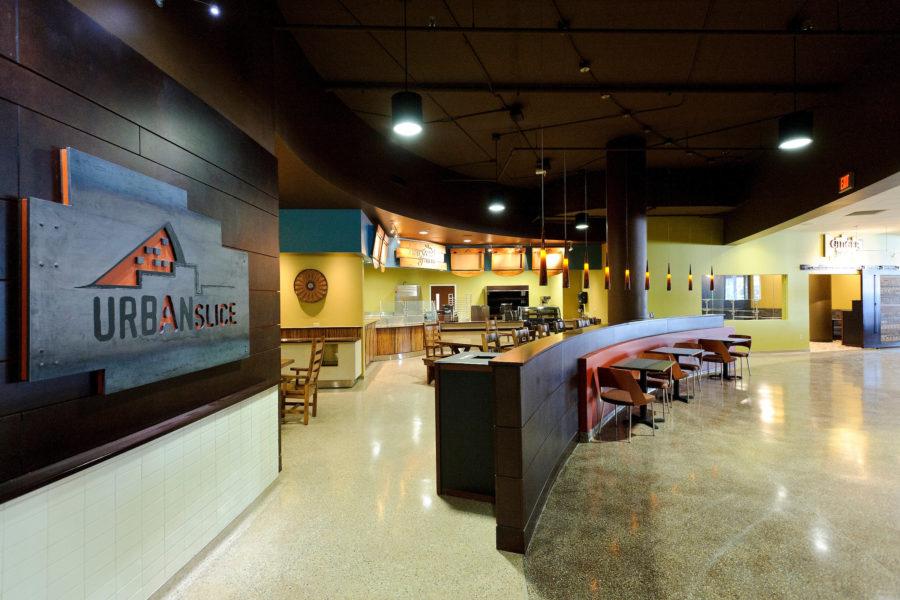 Inside Union South