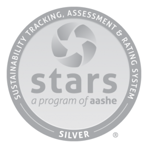 STARS silver rating seal