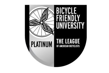 Platinum bicycle friendly