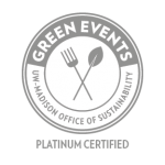 Green Event Platinum Certified Seal