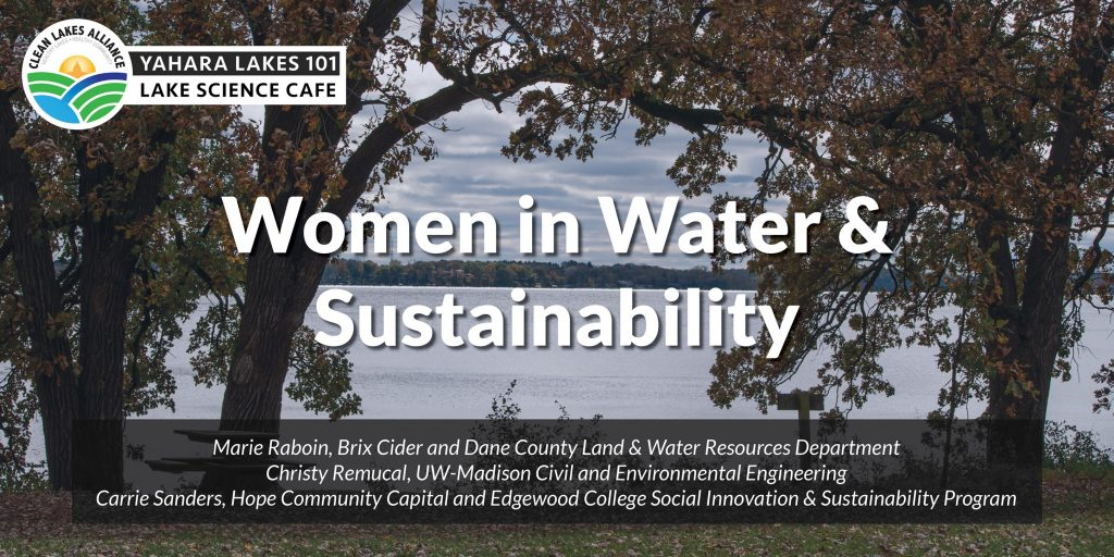 Women in Water & Sustainability image