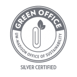 Green Office Silver Seal