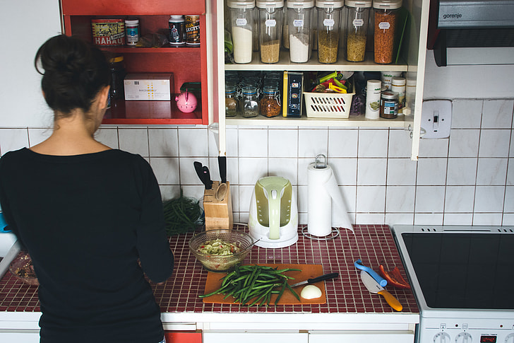 """Vintage kitchen at home,"" PickPik royalty-free photo."