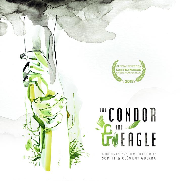 The Condor & The Eagle film poster
