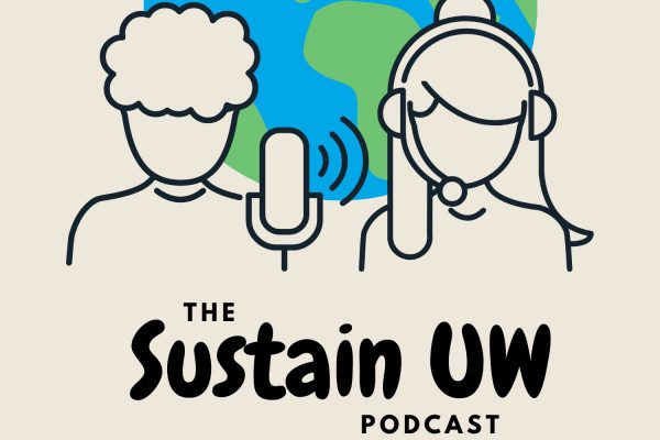 SustainUW Podcast logo