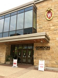 Gordon Dining & Event Center building