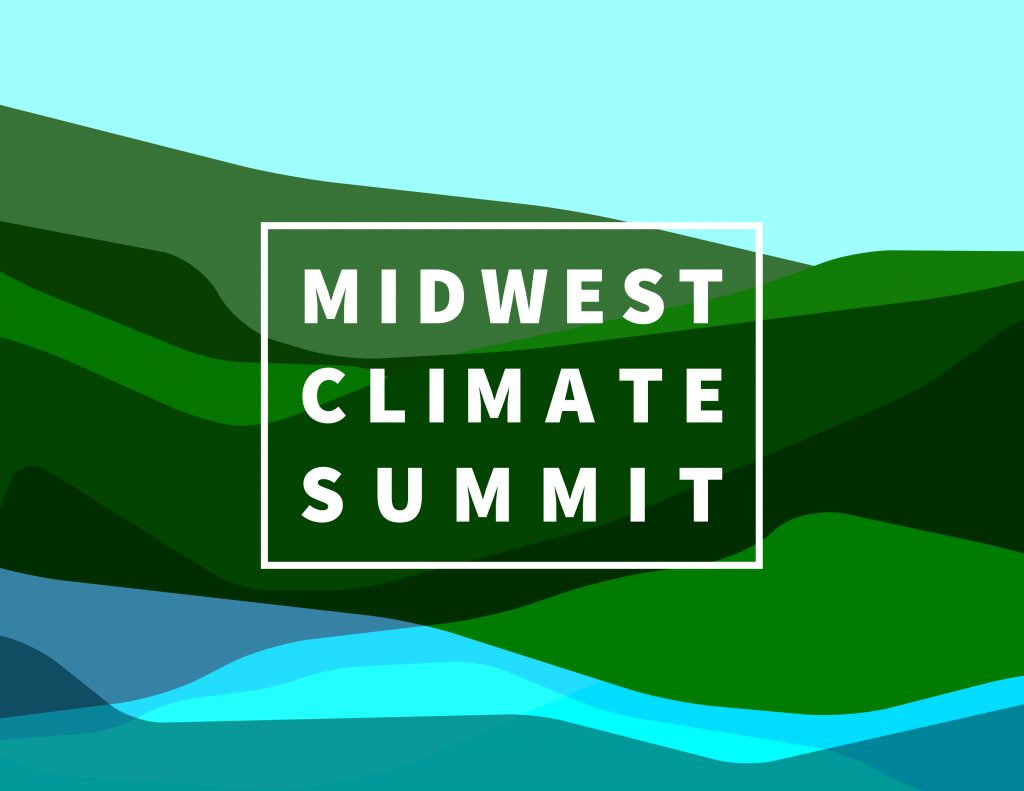 Midwest Climate Summit logo
