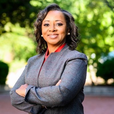 Cheryl Gittens, interim deputy vice chancellor for diversity and inclusion and vice provost and chief diversity officer