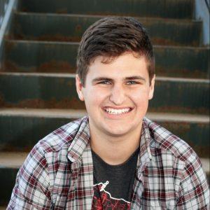 Tyler Katzenberger headshot