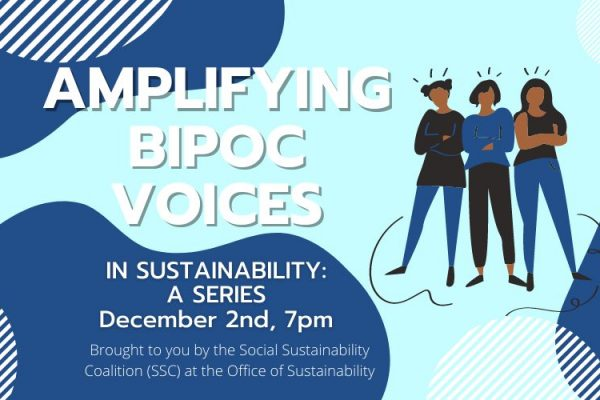 Amplifying BIPOC Voices event image