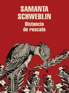 Distancia de rescate book cover