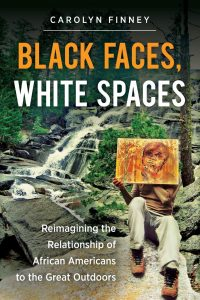 Black Faces, White Spaces book cover