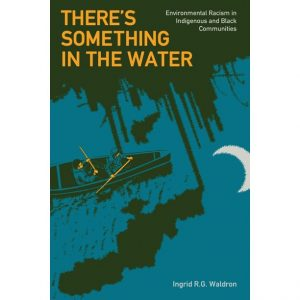 There's Something in the Water book cover