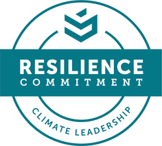 Resilience Commitment logo