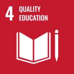 UN Quality Education icon
