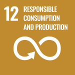 Un Responsible Consumption and Production icon
