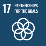 UN Partnerships for the Goals Icon