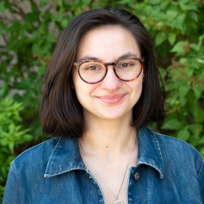 Headshot of Rose Adler-Rephan