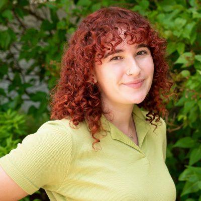 Headshot of Alyssa Bokotey