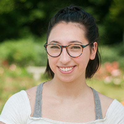 Headshot of Nina Delgadillo