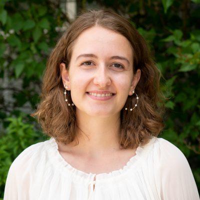 Headshot of Eliza Lindley
