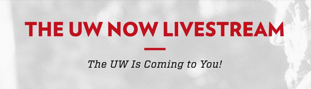 UW Now logo